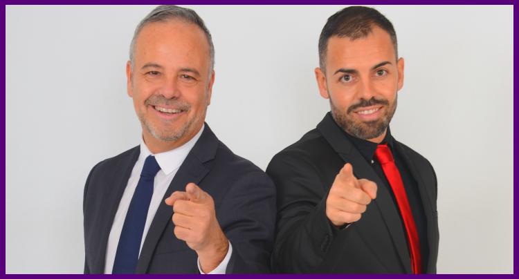Eduardo Sánchez y Mario Luna - Las claves del éxito