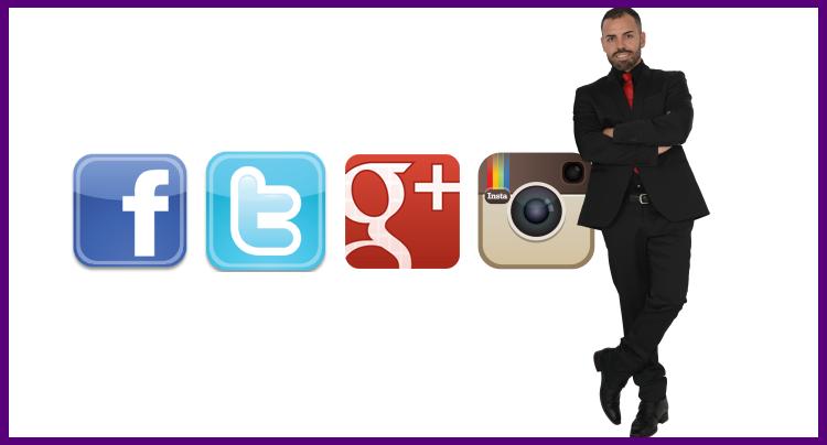 Mario Luna - Redes Sociales