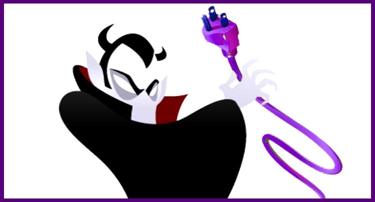 Psicología del Éxito - Vampiro energético, por Mario Luna 000